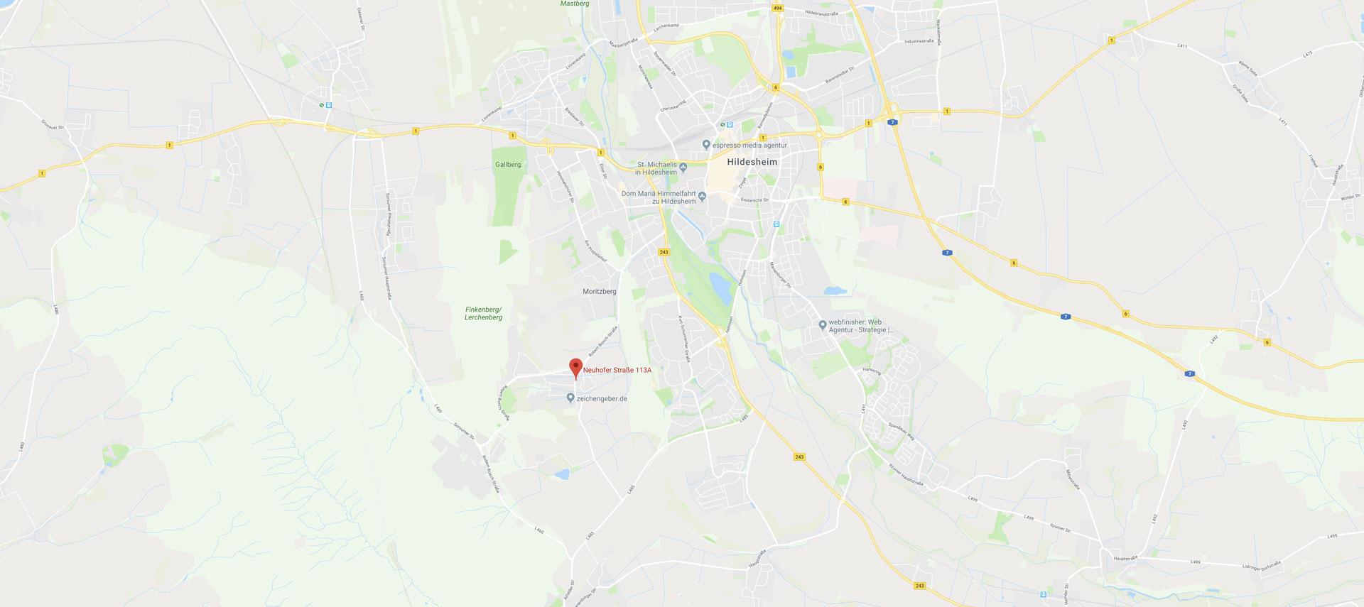 Neuhofer Straße 113a 31139 Hildesheim